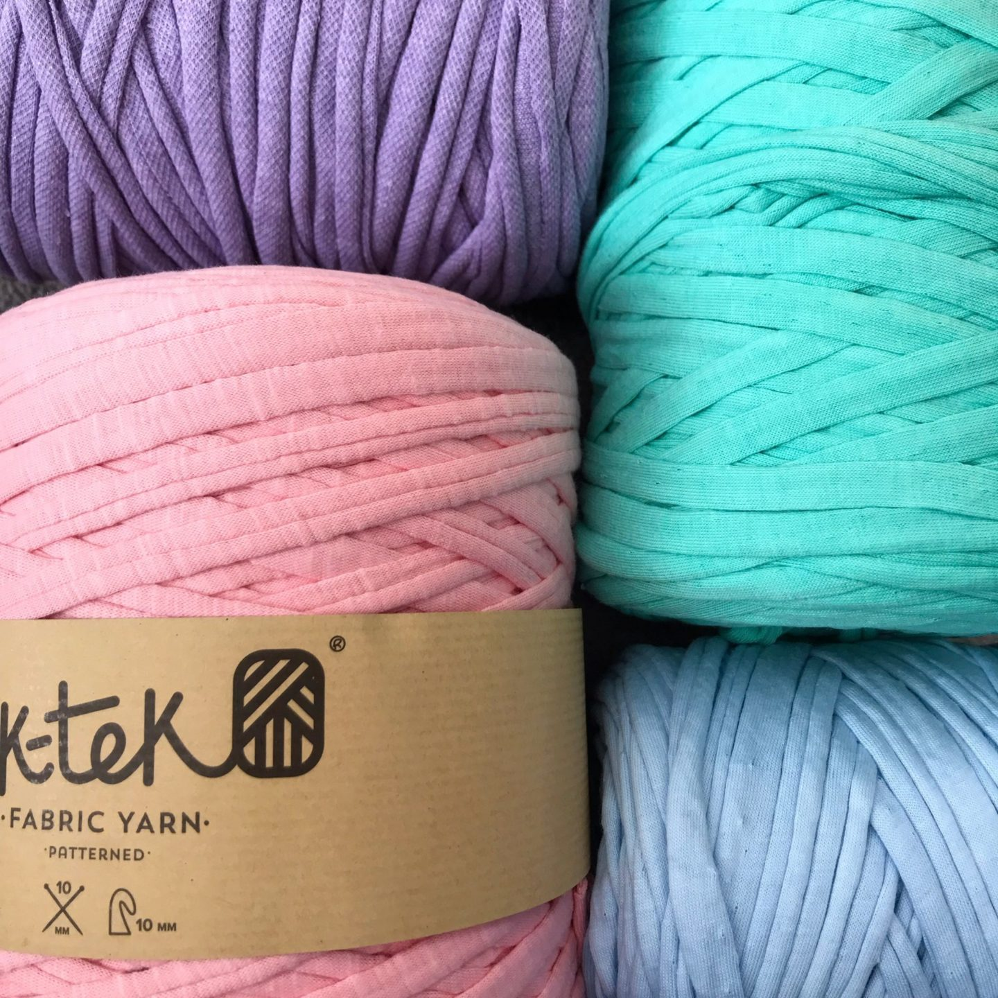 Everything you ever wanted to know about Tshirt Yarn!